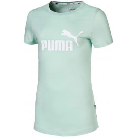 Puma ESS LOGO TEE G - Girls' sports T-shirt