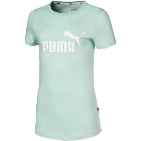 Puma ESS LOGO TEE G - Tricou sport fete