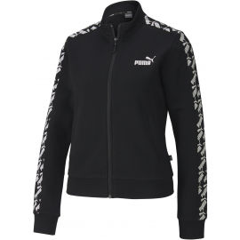 Puma AMPLIFIED TRACK JACKET TR - Дамски спортен суитшърт