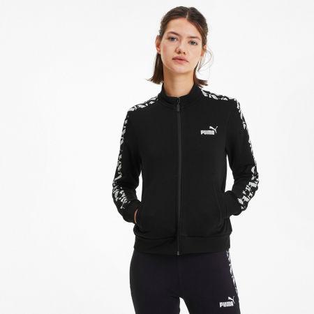Damen Sweatshirt - Puma AMPLIFIED TRACK JACKET TR - 3