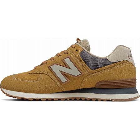 Pánska voľnočasová obuv - New Balance ML574SOI - 2