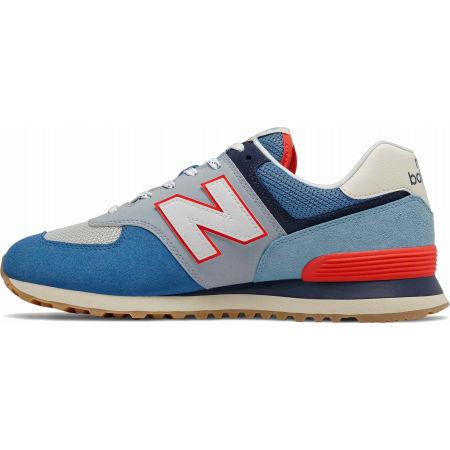 Pánska voľnočasová obuv - New Balance ML574SOS - 2