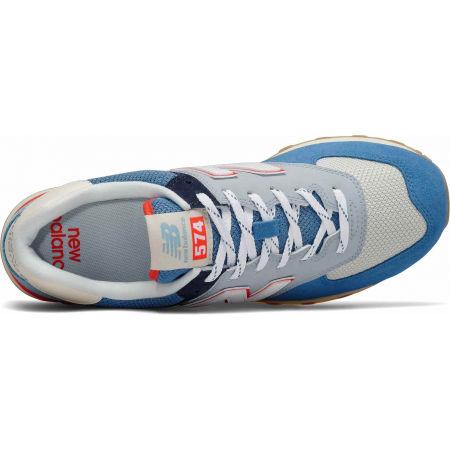 Pánska voľnočasová obuv - New Balance ML574SOS - 3