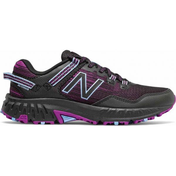 New Balance WT410CM6  černá 4.5 - Dámská trailová bota