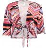 Damen T-Shirt - O'Neill LW FESTI STRIPE WRAP TOP - 1