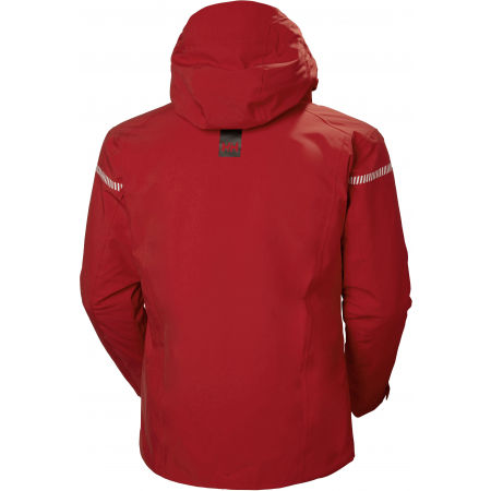 Pánska lyžiarska bunda - Helly Hansen SWIFT 4.0 JACKET - 2