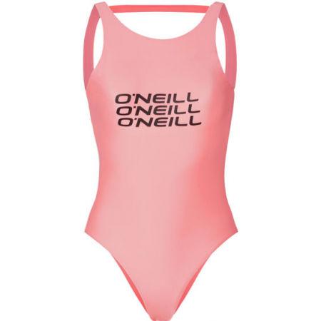O'Neill PW NOOS LOGO BATHINGSUIT - Women's one-piece swimsuit