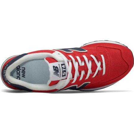 Men's leisure shoes - New Balance ML574SCH - 2