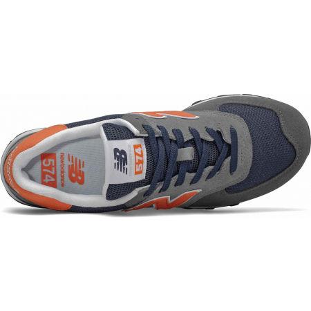 Мъжки маратонки - New Balance ML574EAF - 2