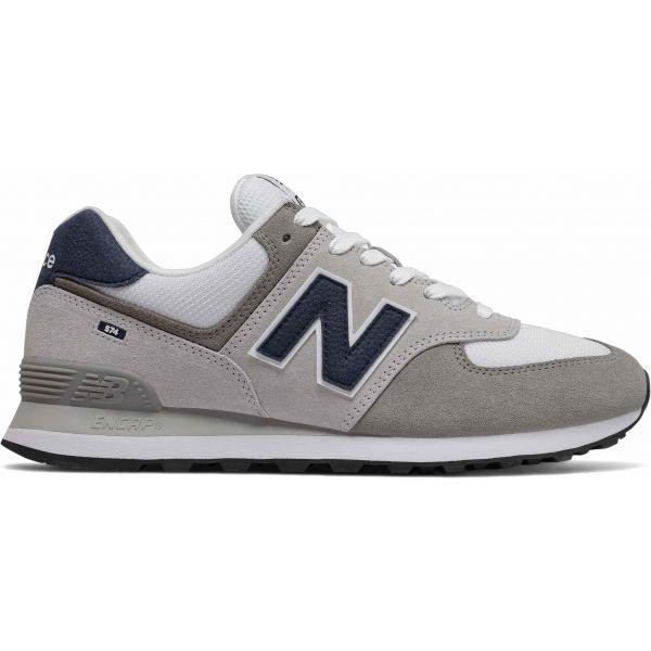 New Balance ML574EAG šedá 9 - Pánská lifestylová bota