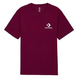 Converse LEFT CHEST STAR CHEVRON TEE - Pánske tričko