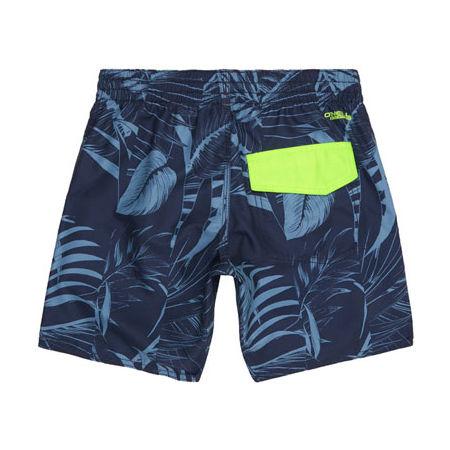 Chlapecké šortky do vody - O'Neill PB CALI FLORAL SHORTS - 2