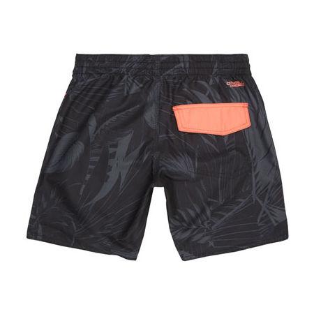 Chlapčenské šortky do vody - O'Neill PB CALI FLORAL SHORTS - 2