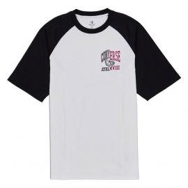 Converse ICON REMIX RAGLAN TEE - Pánske tričko