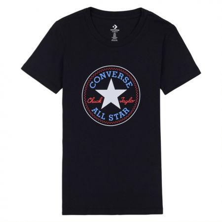 Converse CHUCK PATCH NOVA TEE - Dámske tričko