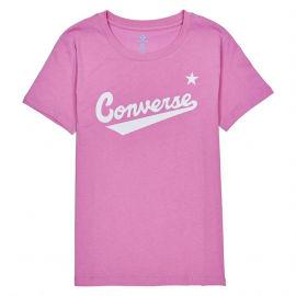 Converse WOMENS NOVA CENTER FRONT LOGO TEE - Tricou pentru femei