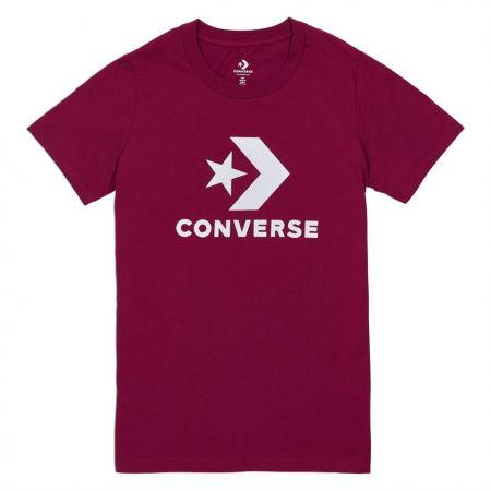 Дамска тениска - Converse STAR CHEVRON TEE