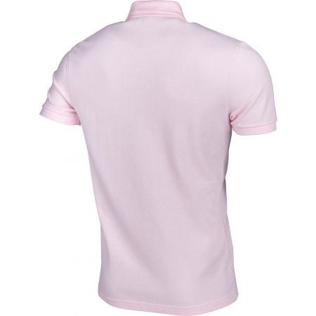 Мъжка  тениска с яка - Lacoste SLIM SHORT SLEEVE POLO - 3