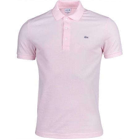 Lacoste SLIM SHORT SLEEVE POLO - Мъжка  тениска с яка