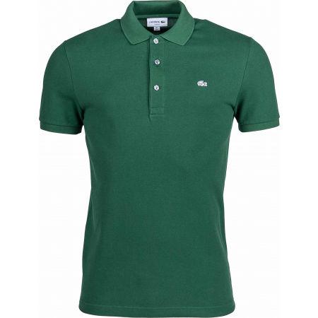 Lacoste SLIM SHORT SLEEVE POLO - Pánske tričko polo