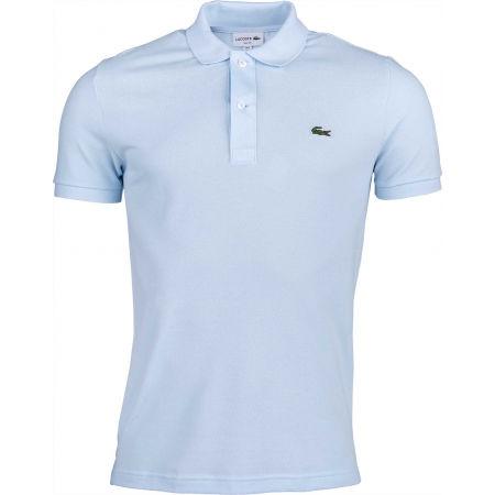 Pánske tričko polo - Lacoste SLIM SHORT SLEEVE POLO - 1