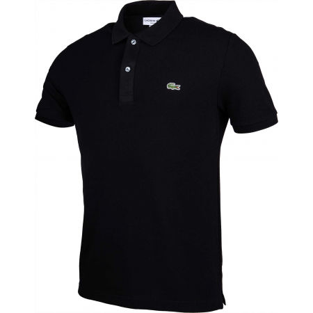 Мъжка тениска с якичка - Lacoste SLIM SHORT SLEEVE POLO - 2