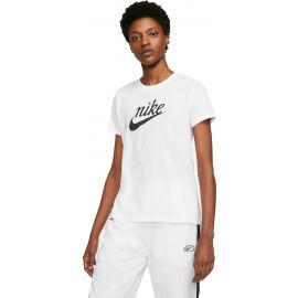 Nike NSW TEE VARSITY W - Dámské tričko