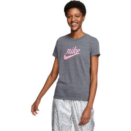Nike NSW TEE VARSITY W - Damen Shirt