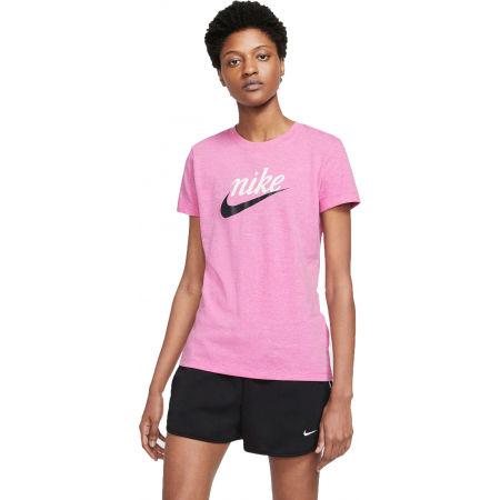 Nike NSW TEE VARSITY W - Koszulka damska