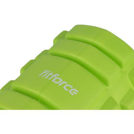 Fitness masážny valec 2v1 - Fitforce GROLL C1+1 - 4