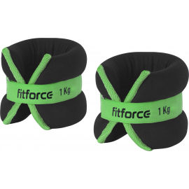 Fitforce ANKLE 1,0 KG - Тежести за  глезена
