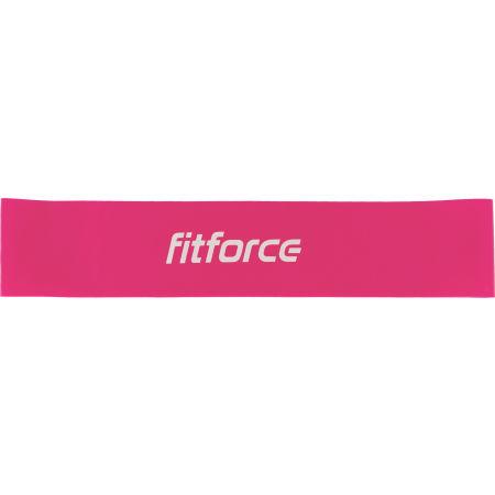 Posilovací guma - Fitforce EXEBAND LOOP EXTRA SOFT - 2