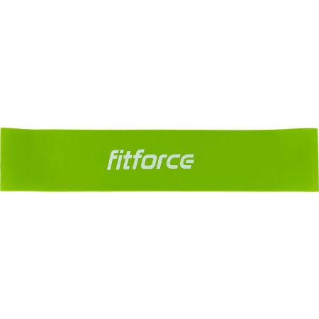 Cauciuc antrenament - Fitforce EXEBAND LOOP MEDIUM - 2