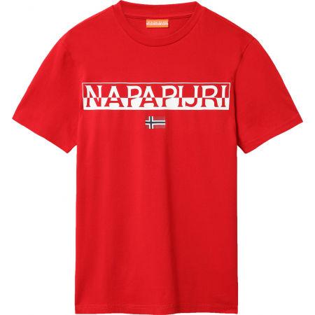 Pánske tričko - Napapijri SARAS