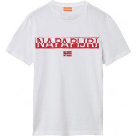 Napapijri SARAS - Koszulka męska
