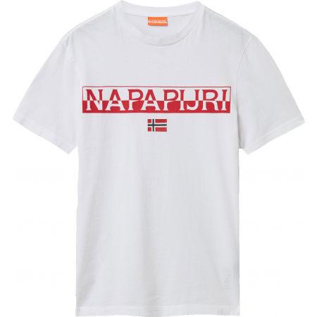 Men's T-Shirt - Napapijri SARAS