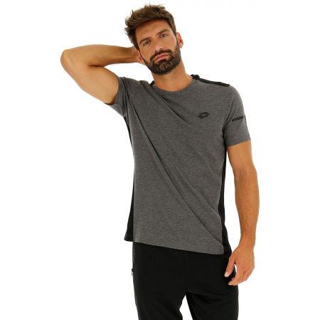 Мъжка тениска - Lotto DINAMICO II TEE  MEL CO - 4