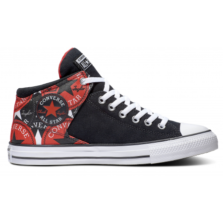 Men's ankle sneakers - Converse CHUCK TAYLOR ALL STAR HIGH STREET