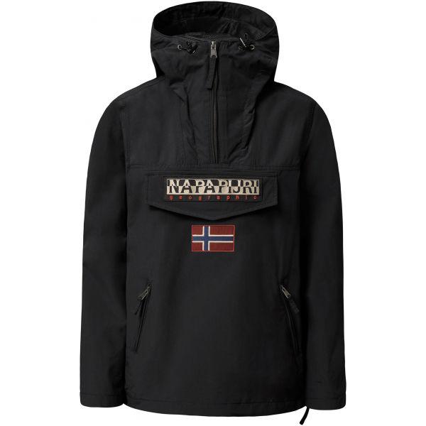 Napapijri RAINFOREST S W PKT 1 černá L - Dámská bunda