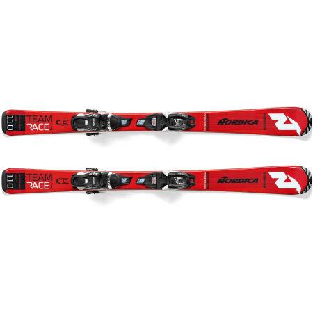 Detské zjazdové lyže - Nordica TEAM J RACE FDT+JR 7.0 - 2