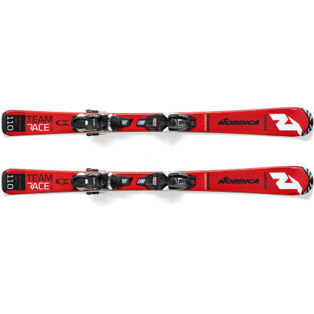 Kids' skis - Nordica TEAM J RACE FDT+JR 7.0 - 2