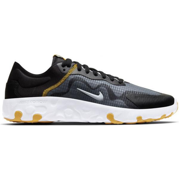 Nike RENEW LUCENT černá 9 - Pánská volnočasová obuv