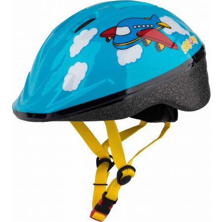 Arcore WAPI - Chlapčenská cyklistická prilba