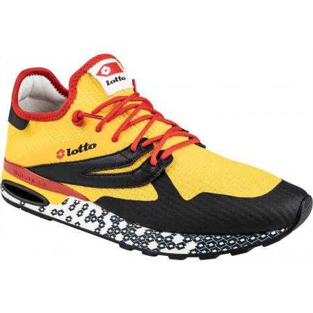 Lotto ATHLETICA RUN LIGHT - Pánska voľnočasová obuv