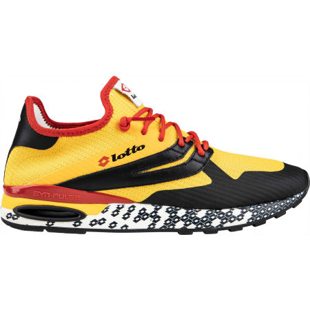Pánska voľnočasová obuv - Lotto ATHLETICA RUN LIGHT - 3
