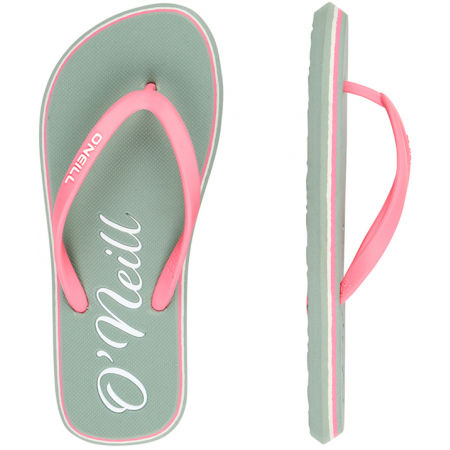 Girls' flip flops - O'Neill FG LOGO SANDALS - 2
