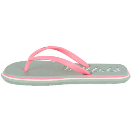Girls' flip flops - O'Neill FG LOGO SANDALS - 1