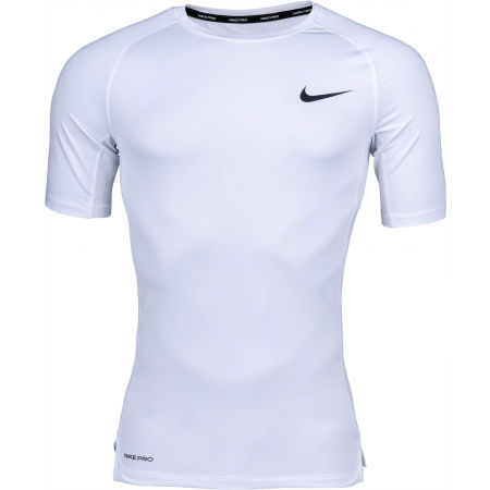 Nike NP TOP SS TIGHT M - Herren Shirt