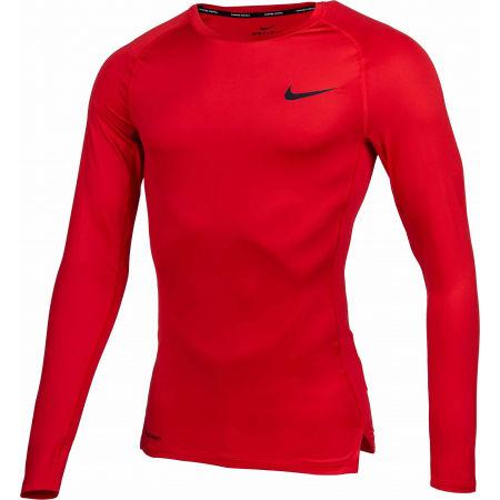 Pánske tričko s dlhým rukávom - Nike NP TOP LS TIGHT M - 2
