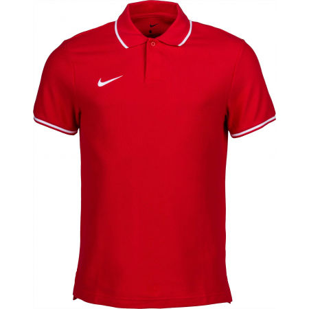 Nike POLO TM CLUB19 SS M - Men's polo